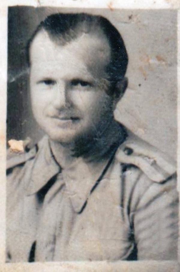 Slt.Francisc Tegzeș, careianul care a participat la luptele de eliberare din 1944