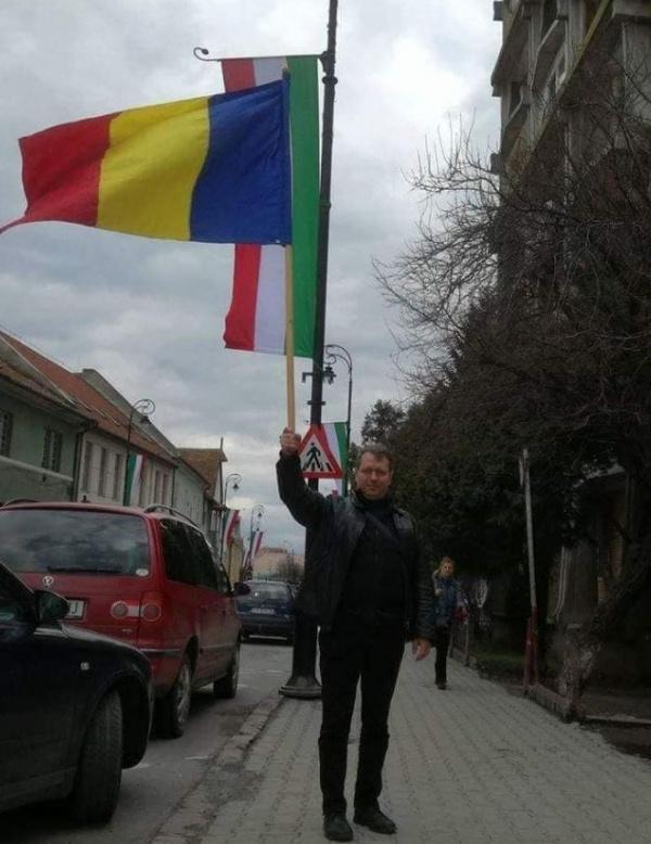 În România, doar Tricolorul! Oricât de greu ar fi!