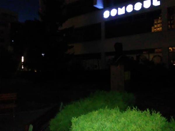 Asociațiunea ASTRA solicită iluminarea bustului  lui Avram Iancu din Satu Mare