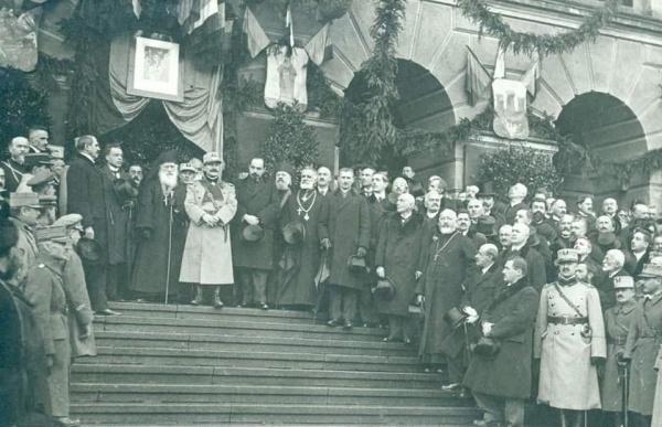 28 noiembrie, Ziua  unirii Bucovinei cu regatul României