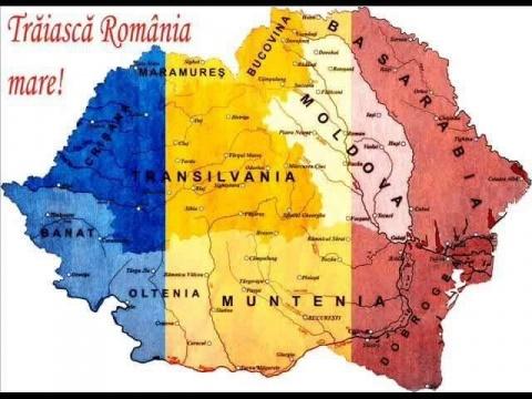 Harta României Întregi va fi arborată la intrarea în Cimitirul Internațional al Eroilor Valea Uzului!