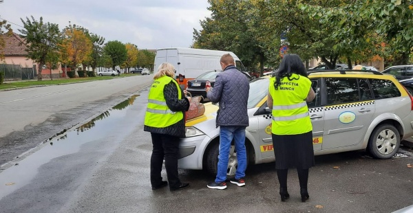 Acțiuni de control rutier