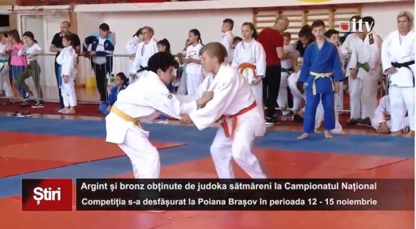 Rezultate deosebite obținute de judoka sătmăreni la Campionatul Național. La Carei DSP interzice închirierea sălilor de sport pentru antrenamentele sportivilor