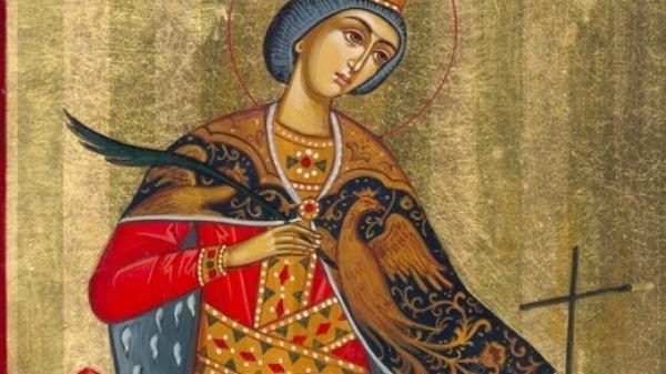 Sfânta Mare Muceniță Ecaterina, mucenica lui Hristos