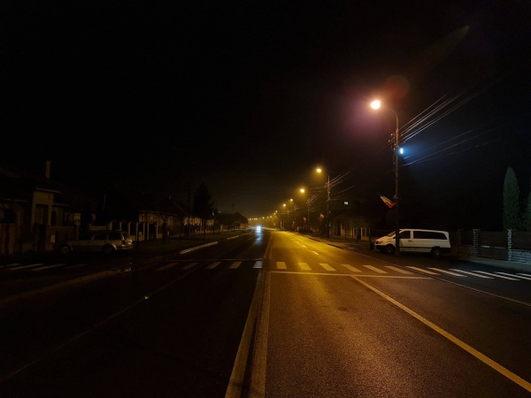 Careiul noaptea. Mare ATENȚIE la trecerile de pietoni din centru