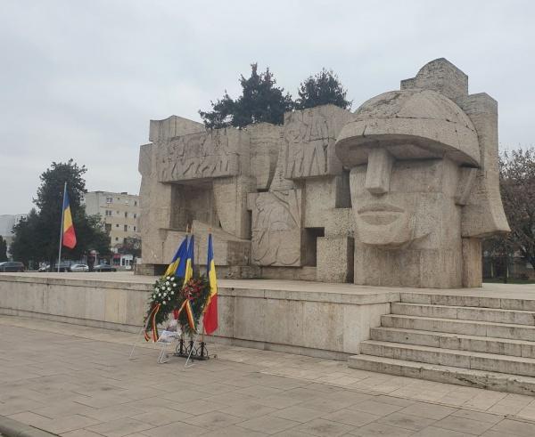 Comemorarea victimelor comunismului din România  la Carei
