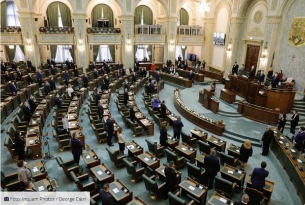 Împărțeala Comisiilor Parlamentare