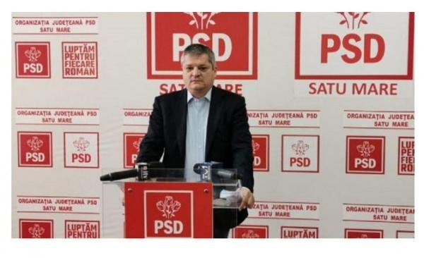 Răbufnirile deputatului PSD Satu Mare după eșecul în județ al partidului