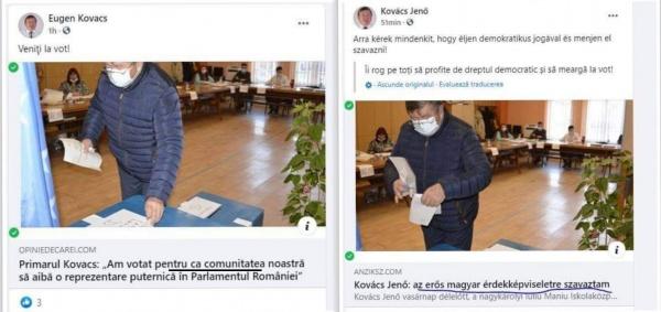 Primarul evazionist din Carei ne sfidează și în ziua alegerilor parlamentare