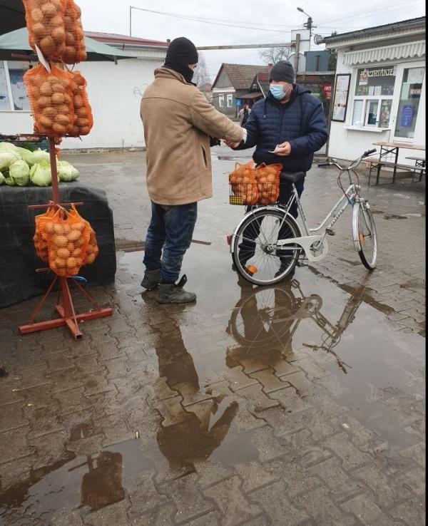 Bălțile rămân la locul lor și în acest an la Piața agroalimentară Carei