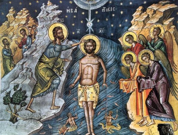 Botezul Domnului. Boboteaza