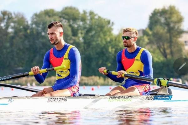 Canotori români în topul celor mai buni sportivi din 2020