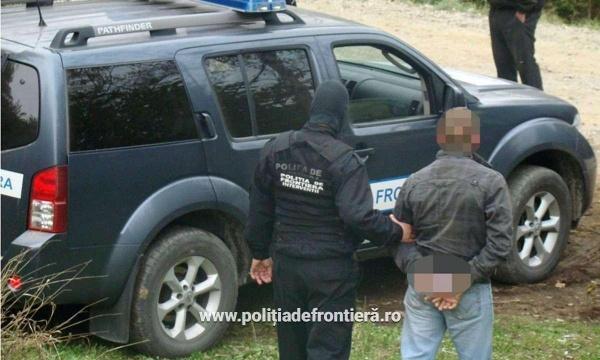 Un evazionist din Arad fără imunitate prins  la vama Urziceni