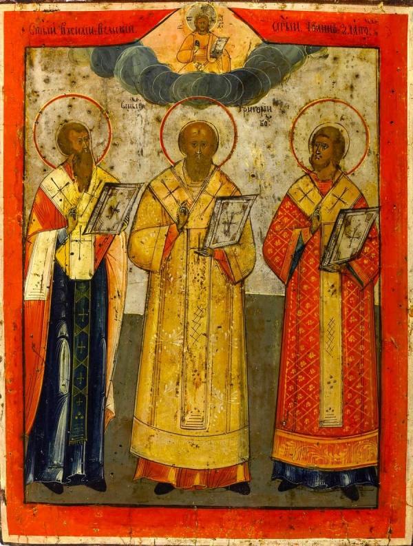 Sfinții Trei Ierarhi: Vasile cel Mare, Grigorie Teologul și Ioan Gură de Aur. Tradiţii şi obiceiuri