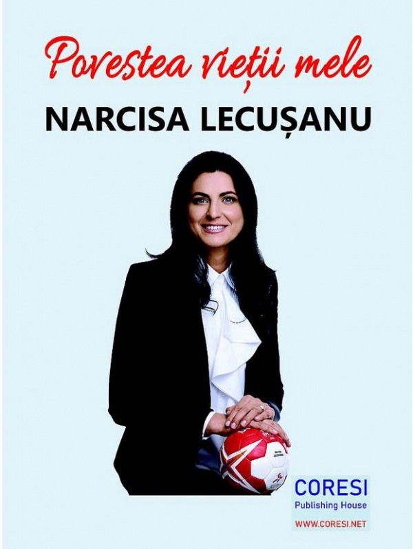 Una dintre cele mai valoroase handbaliste ale României își lansează cartea autobiografică