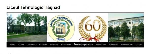 Fără clase de liceu în orașul Tășnad decide Inspectoratul Școlar Satu Mare