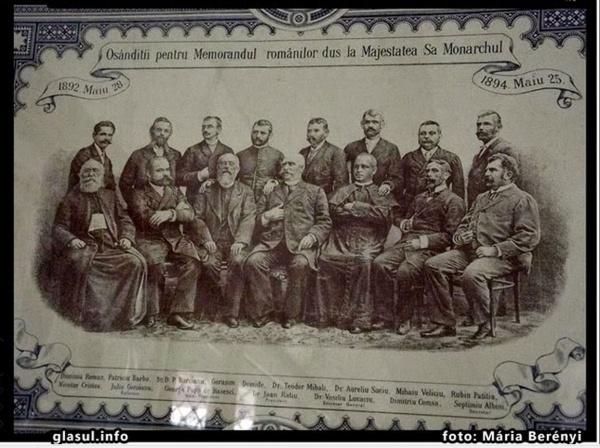 8 ianuarie 1892. Conferința extraordinară a Partidului Național Român care decide elaborarea unui Memorandum către împăratul Franz Joseph I