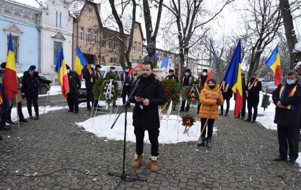 Video. Secvențe de la manifestările dedicate Zilei Culturii Naționale și nemuritorului Mihai Eminescu