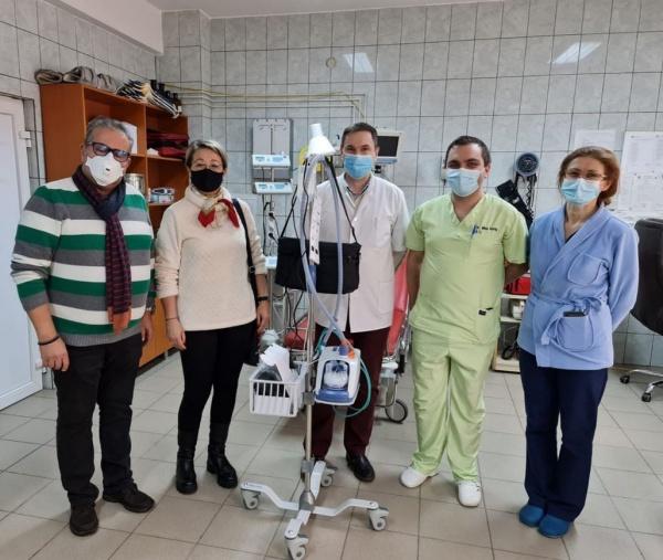Donații pentru Spitalul Municipal Carei care anunță excedent de peste 1,6 milioane lei