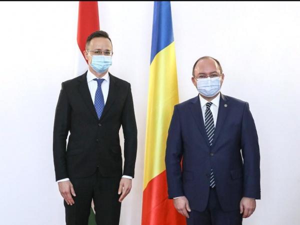 Cale ferată de mare viteză București-Budapesta și asigurarea drepturilor și identității românilor de pe teritoriul maghiar