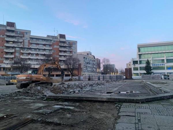 Distrugerea Centrului Civic din Satu Mare în atenția Ordinului Arhitecților din România și al Uniunii Arhitecților