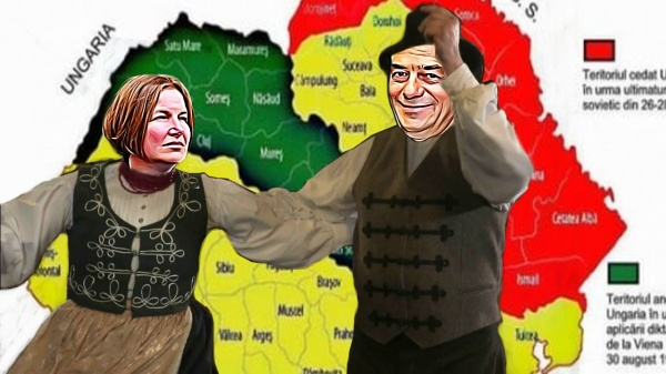 PNL joacă csardas în Nord-Vestul României