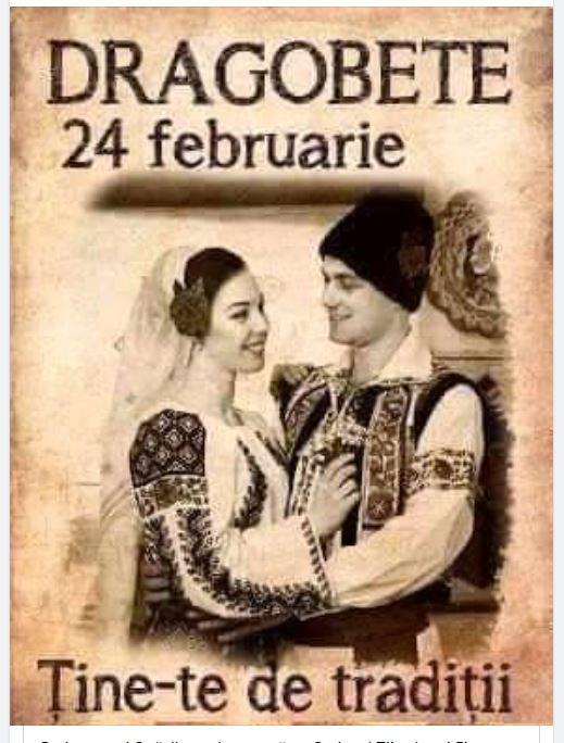 Ziua Îndrăgostiților. Dragobetele