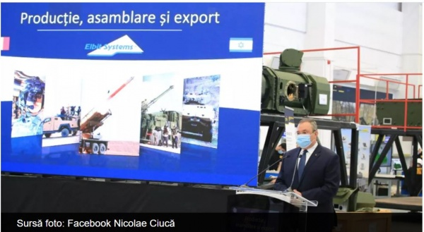 Fabrică de drone în România
