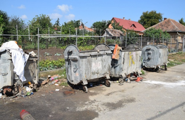 Cantitățile de deșeuri colectate selectiv în Carei
