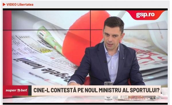 Eduard Novak, ministrul sportului propus de UDMR, va aplica  «Strategia sportului maghiar»
