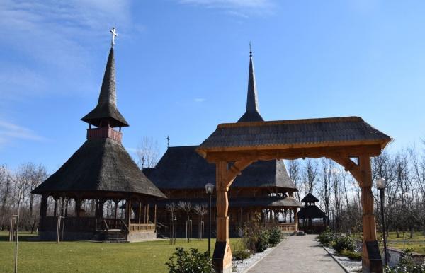 Destinație de duminică. Mănăstirea  Țeghea