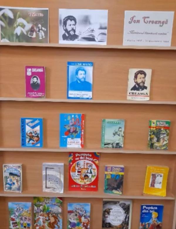 Activități organizate de Biblioteca Municipală Carei de 1 Martie și de ziua lui Ion Creangă