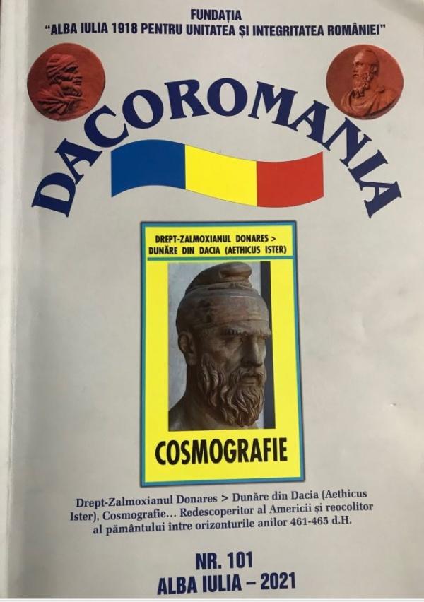 DACOROMANIA la  numărul 101