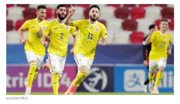 România învinge Ungaria la fotbal cu tot cu arbitri