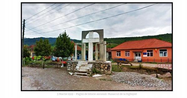 Pagini de istorie ascunsă: Masacrul de la Sighiștel, Bihor