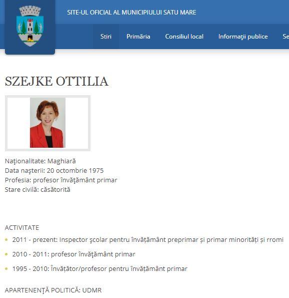 Nou inspector adjunct la Inspectoratul Școlar Județean Satu Mare