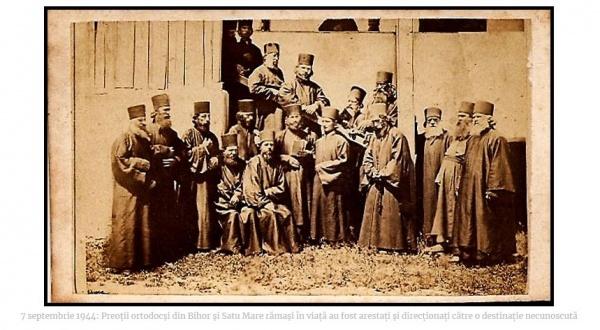 La 25 martie 1941 biserica ortodoxă din Satu Mare era devastată de trupele hortyste