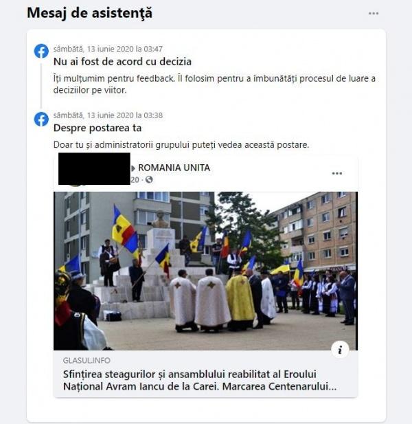 Interzis la distribuire de materiale despre activitățile românești de la Carei