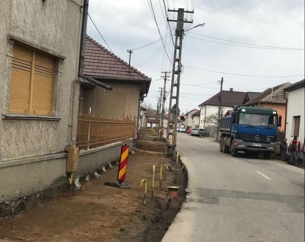 Se închide traficul pe strada Crișan