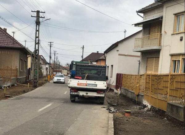 Se închide circulația pe strada Crișan, strada sifon de bani publici