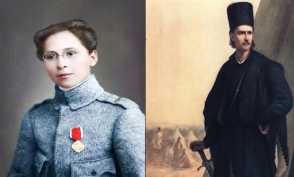 """Ecaterina Teodoroiu şi Tudor Vladimirescu, declaraţi prin lege  """"Eroi ai naţiunii române"""""""
