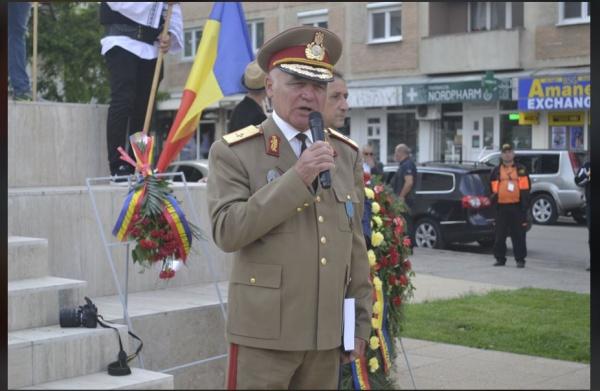 La mulți ani, domnule General Grigore BARTOȘ
