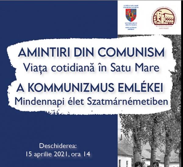 Amintiri din comunism. Viața cotidiană din Satu Mare