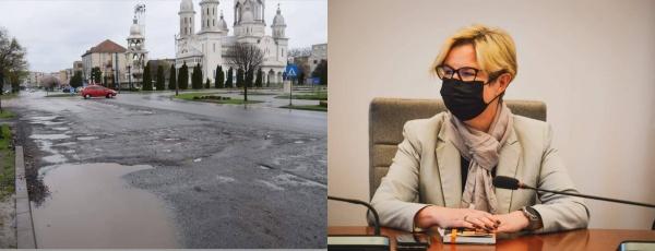 Hegedüs Csilla la Carei. Guvernanții UDMR se înghesuie la vizite  în județele cu conducere UDMR