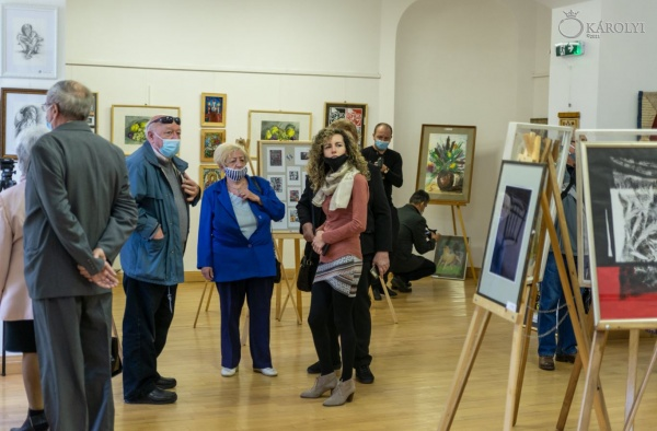 Consiliul Județean Bihor aduce la Carei în ajun de Florii Galeria Tibor Ernő din Oradea