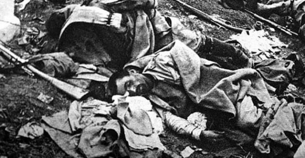 80 de ani de la Masacrul de la Fântâna Albă