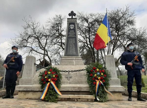 Eroii neamului românesc comemorați în județul Satu Mare la Hodod și Lelei