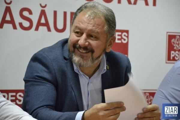 Umilirea social-democraților sătmăreni! Președintele CJ Bistrița adus să conducă PSD Satu Mare