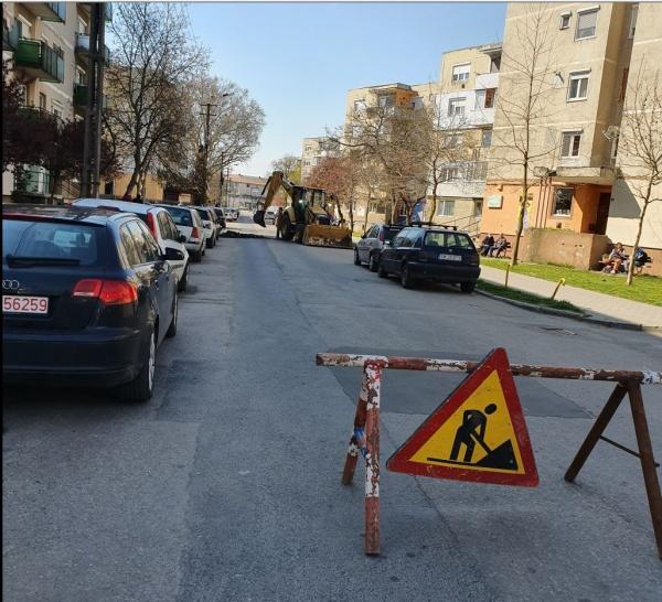 Atenție șoferi! Restricții de circulație pe anumite străzi din Carei