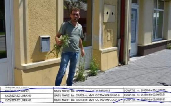 Angajat la Primăria Carei, datornic, postează pe Facebook în timpul programului de lucru